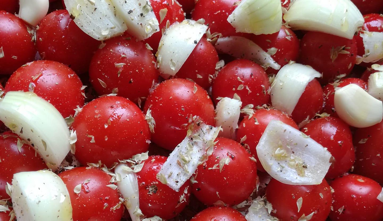 Tomaten donatie | Dishmissed.nl